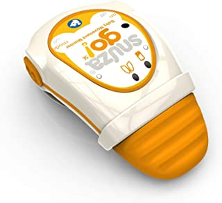 Snuza Go! Wireless Baby Monitor - Orange