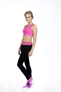 MAGIC BODYFASHION Women's Yoga Sports Bra