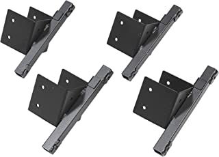 SHADOW HUNTER Anchor System SHBAS Blind Anchor System to Secure 4x4 Posts, 4 Pack