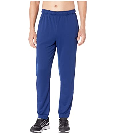 Nike Dry Training Regular Pant (Blue Void/Black) Men