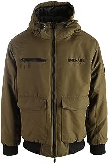 Grenade Bomber Snowboard Jacket Mens