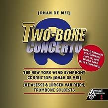 Two-Bone Concerto (Live Recording) [feat. Joe Alessi & Jörgen Van Rijen]
