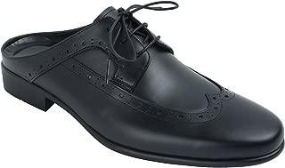 Best mens open back shoes Reviews