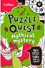 Puzzle Quest Mythical Mystery: Solve more than 100 puzzles in this adventure story for kids aged 7+ Paperback