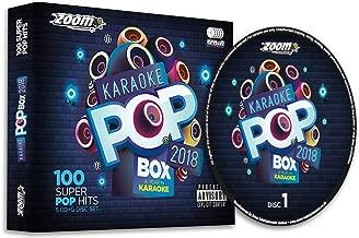 Zoom Karaoke Pop Box 2018