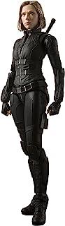 S.H.フィギュアーツ アベンジャーズ ブラック・ウィドウ(アベンジャーズ/インフィニティ・ウォー) 約190mm PVC・ABS製 塗装済み可動フィギュア