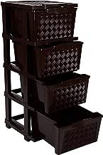 JOYFUL Cargo 4 Multipurpose Storage System Brown