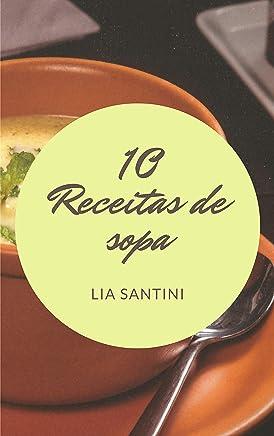 10 Receitas de sopa