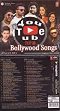 You Tube Top 30 Bollywood Songs (A Pack of 2 Audio Cds, Released By T-Series)