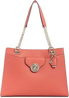 جيس حقيبة يد كبيرة بحمالة للنساء , زهري غامق - VG774423