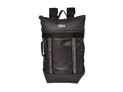 adidas Originals Originals Future Backpack (Black/White) Backpack Bags