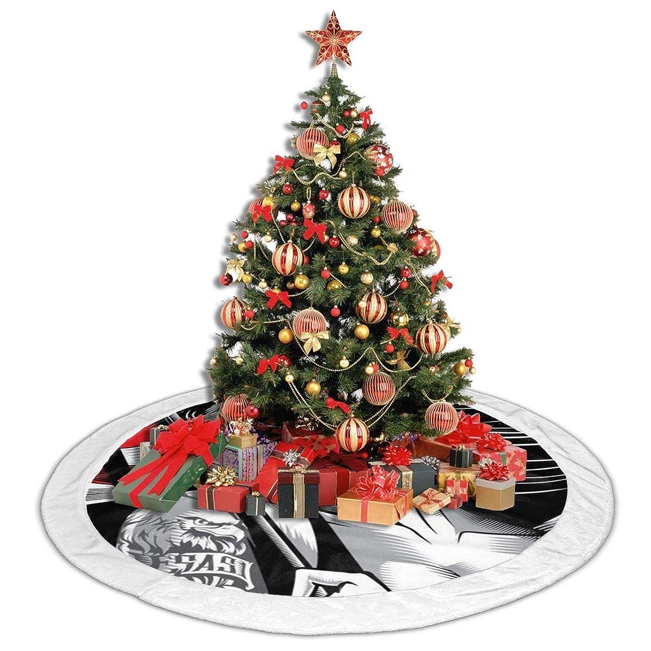 裁定勧める電話するRIRIBOC クリスマスツリースカートBeaty 足元布 クリスマス飾り 円形 サンタクロース ツリースカート ホワイト ツリー下用 可愛い 豪華 ベースカバー オーナメント ツリースカート 飾りツリー 下敷物 新年パーティー クリスマス雰囲気を楽しみ