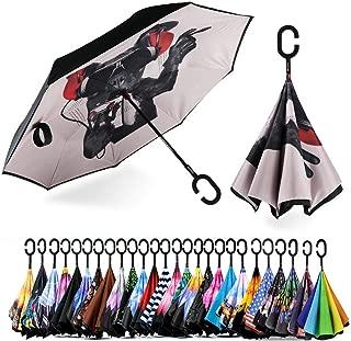umbrella with dog design