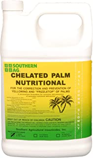 Southern Ag Insecticides Chelated Palm Nutritional Spray, 1 Gallon