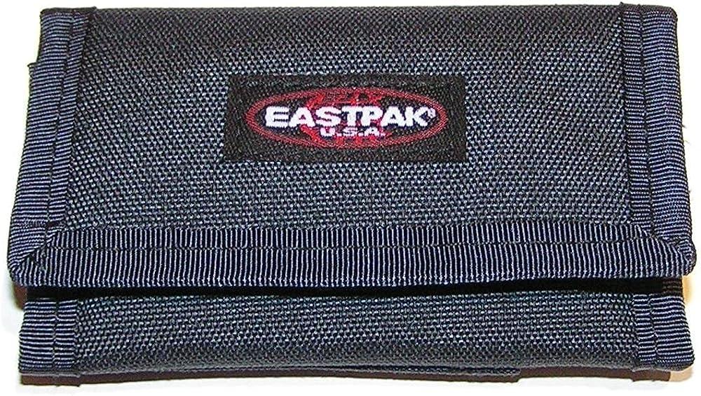 Eastpak kiolder portafoglio porta carte di credito per uomo in nylon 60% e poliestere 40% Marina Militare
