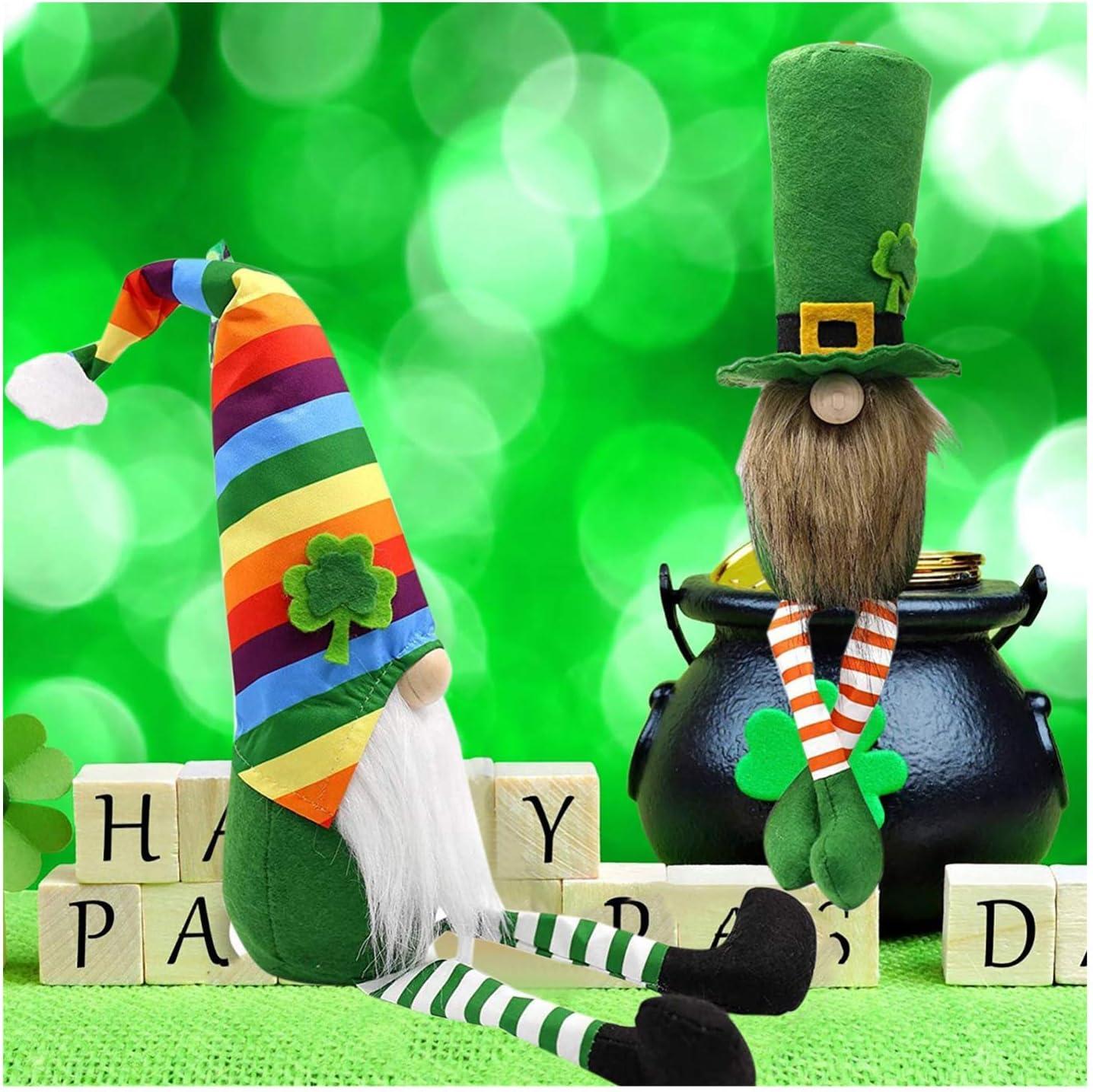 Pinkpaopao Easter Faceless Doll 期間限定特価品 Cartoon Plush Gnome Elf Ear Figu 高額売筋