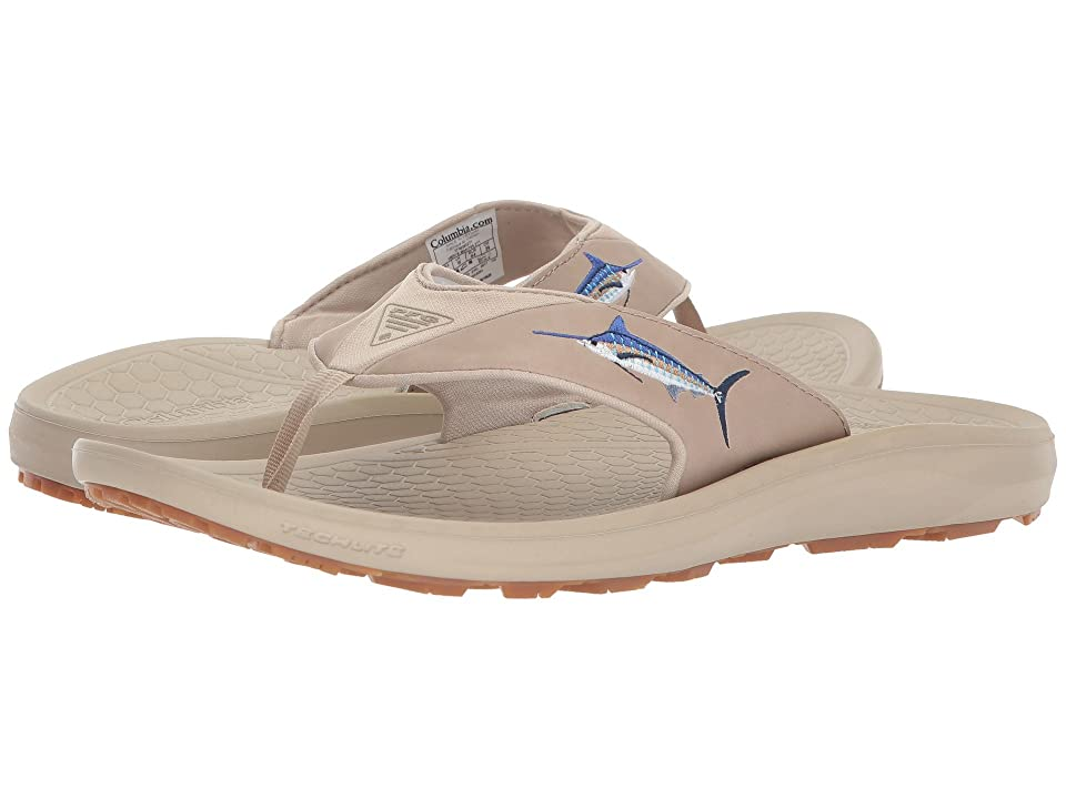 Columbia Fish Flip PFG (Ancient Fossil/Oxford Tan) Men