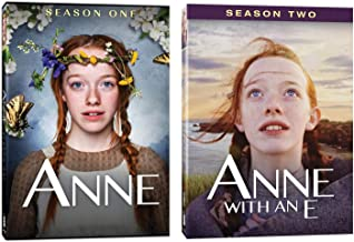 anne with an e dvd english