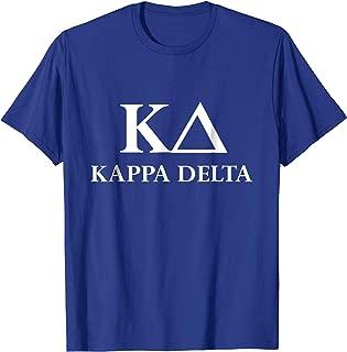 Best kappa delta tee shirts Reviews