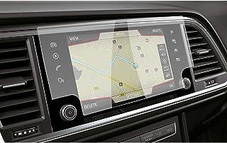 RUIYA para Seat Ateca 2020 Protectores de Pantalla GPS y Accesorios (8 Pulgadas)