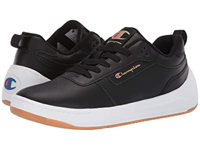 Champion Super C Court Classic Leather (Black) Men