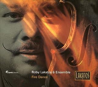 ファイヤー・ダンス (Fire Dance / Roby Lakatos & Ensemble) [日本語解説付] [輸入盤]
