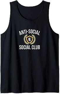 Anti-Social - Social Club - Tank Top