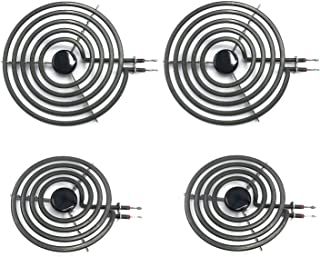 Best replacement burners for whirlpool electric stove Reviews