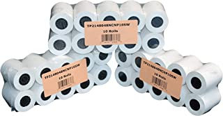 """NPOS Solutions BPA Free Thermal Paper 2 1/4"""" x 80' 50 Rolls Shrink Wrapped"""