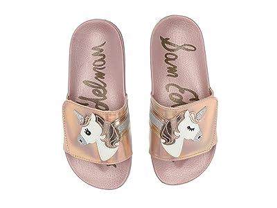 Sam Edelman Kids Mackie Magic (Little Kid/Big Kid) (Rose Gold) Girls Shoes