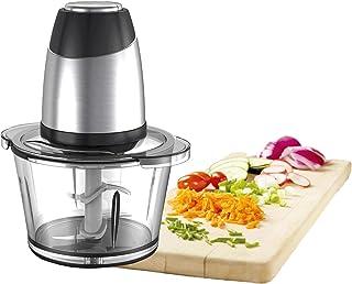 Food Processor Blender Mixer Food Chopper Meat Chopper 1.8L Glass Bowl Vegetable Grinder Fruits nut Grinder Multi Function...