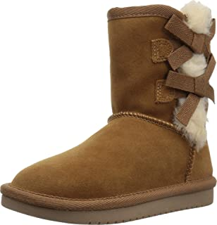 Koolaburra by UGG Kids' Victoria Short Boot Fashion
