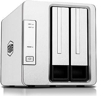 TerraMaster TerraMaster D2-310 High-Performance 2-Bay USB 3.0 Type-C RAID Storage System(D2-310) - 0, D2-310