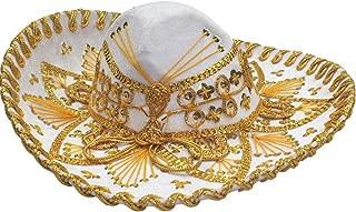 Best white charro hat Reviews