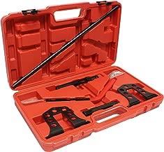 ABN Automotive Engine Overhead Valve Spring Tool Set – Remover, Installer, Compressor Kit for Ford, BMW, Honda, Toyota