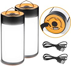 CT CAPETRONIX LED Camping Lantern, Rechargeable Camping...