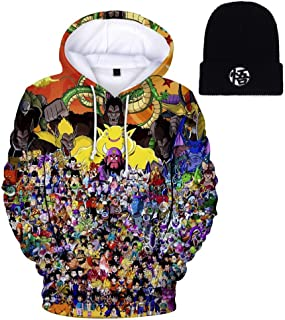 goku gi hoodie