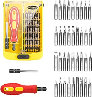 Precision Screwdriver Set with case, GIVERARE 38 in 1 Professional Magnetic Screwdriver Kit,Multi-function Repair Tool Kit with Extension Bar for iPhone, ipad, Android, Laptop, PC etc