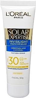 Protetor Facial Solar Expertise 50Ml Invisilight Fps30 Unit, Loréal