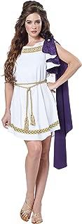 Women's Grecian Toga Dress