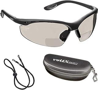 b79114c2cd voltX 'CONSTRUCTOR' (ESPEJO dioptría +2.0) Gafas de Seguridad de Lectura  BIFOCALES