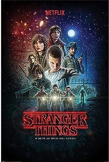 【予約商品】 STRANGER THINGS ストレンジャー・シングス - One Sheet/ポスター 【公式/オフィシャル】