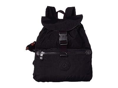 Kipling Keeper Backpack (Black) Backpack Bags