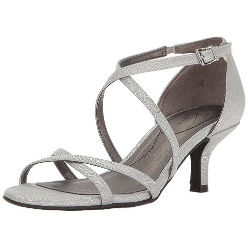 cc6cac3b0b911e Silver Sandals for Wedding  Amazon.com