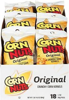 Corn Nuts Original Crunchy Corn Kernels (1.7 oz Bags, Pack of 18)