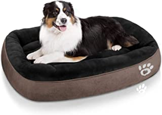 Sponsored Ad - TR pet Dog Bed Large (XL/XXL/XXXL) Washable | Big Calming Pets Dogs Bed for Small, Medium, Large Size Dog B...