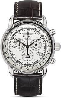 ツェッペリン ZEPPELIN 100周年記念 クオーツ メンズ クロノ 腕時計 7680-1[並行輸入品]