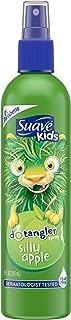 Suave Kids Silly Apple Detangler Spray, 10 Fl Oz, Pack of 6