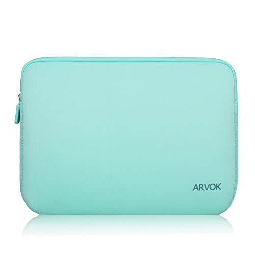Arvok 15-15.6 Inch Laptop Sleeve Multi-Color & Size Choices Case/Water