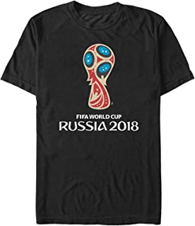 Fifth Sun FIFA World Cup 2018 Russia Trophy Adult T-Shirt
